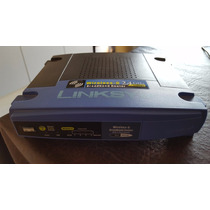 Router Linksys Wrt54g V6 Impecable