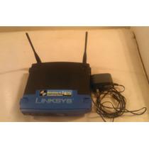 Router Wifi Linksys Wrt54g V5