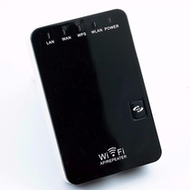 Mini Router Repetidor Amplificador Señal Wifi 300mbps 2.4ghz