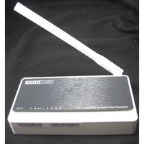 Router Inalambrico Wifi Toto Link 4 Bocas Con Antena