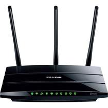 Modem Router Adsl2+ Gigabit Dual Inalam N 600mbps Td-w8980
