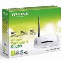 Router Wifi Tp Link Tl-wr 740n 150mbps