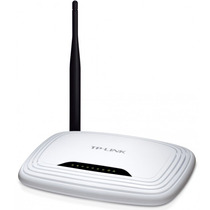 Router Wifi Tp-link Tl-wr740n 150mbps Norma N Wireless Gtia