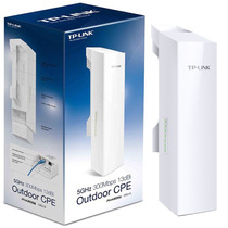 Antena Wifi Exterior Tp-link Tl-cpe510 15km 13dbi 300mbps