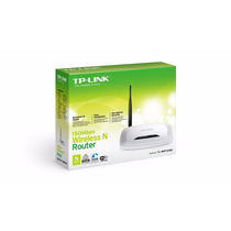 Router Wi Fi Tp Link Tl-wr741nd Wireless 150mbps 2 Años Gtia