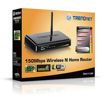 Router Inalambrico Trendnet N150 150mbps