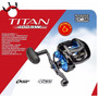 Reel Marine Sports Titan Sw 400