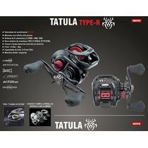 Reel Daiwa Tatula 100 Type R Xsl Hyper Speed - Rapido