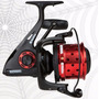 Reel Waterdog White Widow 8007 /7bb /3 Carretes - Para Costa