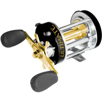 Reel Rotativo Spinit Ultimate 6500- 6 Rulemanes Tanza 0,35 G