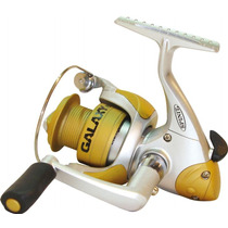 Reel Spinit Galaxy 530, 5 Rulemanes, Carretel Extra.