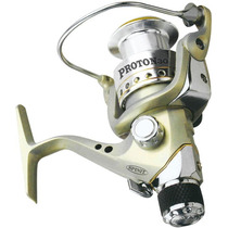 Reel Frontal Spinit Proton 30 6 Rulemanes Carrete Grafito