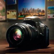 Cámara Nikon D5500 Réflex Kit 18-55mm Compumar