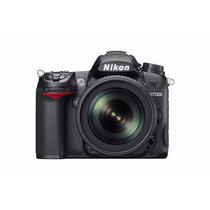 Nikon D7000 Kit De Lente 18-105mm Ed Vr / Cámara Réflex
