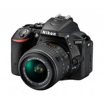 Camara Nikon Reflex D5500 Kit 18-55 Mm Vr Nueva Imperdible