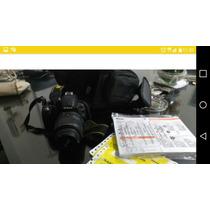 Nikon D3100 Poco Uso Como Nueva Lente 18/55, Filtro Hd, 32gb
