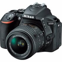 Nikon D5500 Kit 18-55mm Vr2 + Envío + 12 Cuotas Sin Interés!