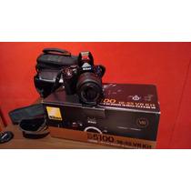 Camara Nikon D5100,casi Nueva (impecable..!) Sd 16gb + Bolso