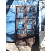 Puerta Cancel De Roble