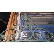 Balcon Antiguo De Reja Colonial