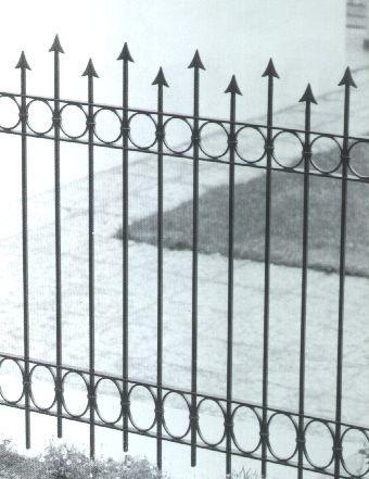 Hierro barandas para balcones escaleras herreria - Rejas de hierro forjado ...