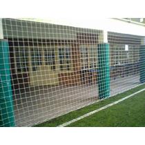 Red Proteccion Para Polideportivos 12/12 2.5mm Valor Por M2