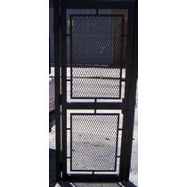 Rejas Frentes Puertas