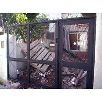 Rejas Para Frentes Puertas De Seguridad