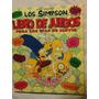 Los Simpson - Libro De Juegos Para Los Dias De Lluvia