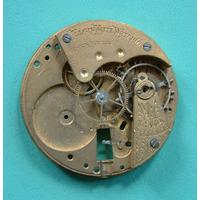 Antigua Maquina Para Reloj De Bolsillo Elgin