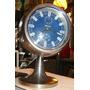 Excelente Reloj Diseño Retro Vintage Cromo Hay Otros