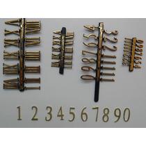 Numeros Para Armar Relojes/artesania Souvenirs Por 10 Unids