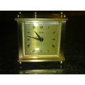 Antiguo Reloj Despertador Aleman Mauthe