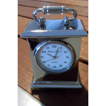 Antiguo Reloj Miniatura Para Escritorio - Precioso!!