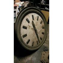 Antiguo Reloj Del Banco Mendoza
