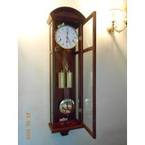 Reloj Carrillon De Pesas Kieninger Modelo Armadale