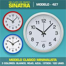 Relojes De Pared Clasicos