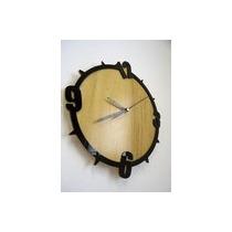 Reloj Moderno - Original Madera