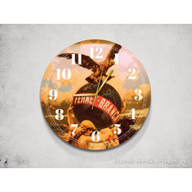 Reloj De Fernet Branca Publicidad Antigua