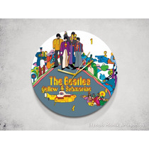 Reloj De The Beatles Yellow Submarine