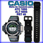 Malla De Reloj Casio Atc1000-alt6000-prt40-local Microcentro