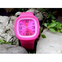Relojes De Silicona Con Malla De Pulsera X Mayor 20 Unidades
