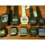 Lote De 10 Relojes Quartz Digitales De Caballero