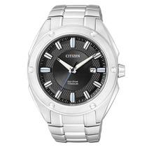 Reloj Citizen Bm7130-58e Supertitanium Eco Drive Zafiro 100m
