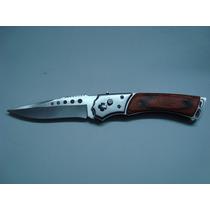 Cuchillo Tactico Plegable C/linterna Nuevo No Envios!!
