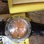 Reloj Suizo Invicta Submariner Dial De Plata - Fecha Burbuja
