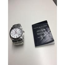 Reloj Tommy Hilfiger Acero Water Resistant 5mt Original