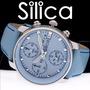 Relojes Jemis Silica - Cuero - Lupa - Garantia - Nuevos