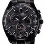 Reloj Casio Edifice Ef 521bk 1av Cronografo