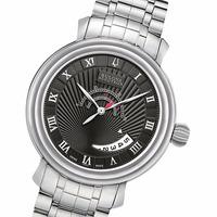 Reloj Bulova 63b024 Accutron Automatico Suizo Cristal Zafiro
